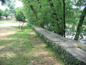 River Wall